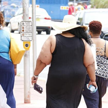 Women as Overweight Patients